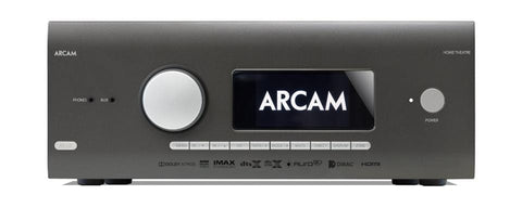 Home Theatre Amplifier Arcam AV40 Home Theatre Pre-Amp (Dolby Atmos)