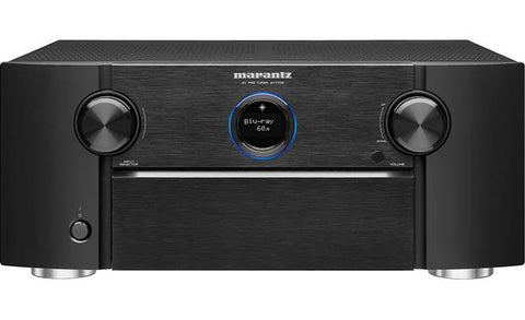 Home Theatre Amplifier Marantz AV7705 Home Theatre Pre-Amp (Dolby Atmos)