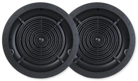 In Wall / In Ceiling Speakers SpeakerCraft  Profile CRS8 Two
