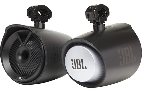 Marine Speaker JBL MT8HLB Tower Marine Speakers