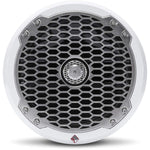 "Marine Speaker White Rockford Fosgate  Punch Marine 8"" Full Range Speakers"
