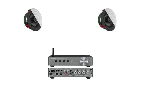 Multiple Zone Control YAMAHA & KLIPSCH ADDITIONAL ZONE PACKAGE