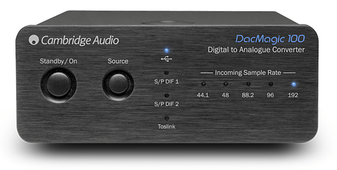 Network Streamer Cambridge Audio DacMagic 100
