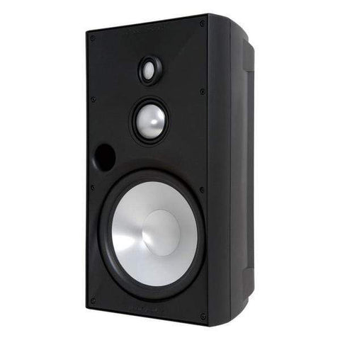 Outdoor Speakers Black SpeakerCraft OE8 THREE Outdoor Speakers