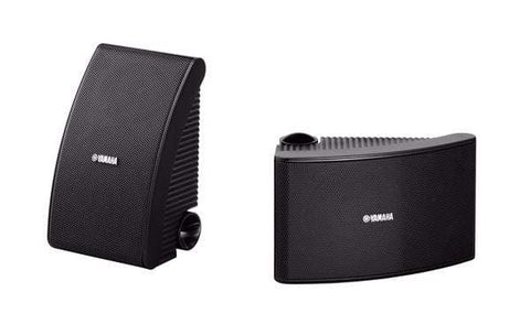Outdoor Speakers Black Yamaha NS-AW392 Outdoor Speakers