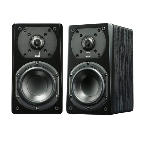 Satellite Speaker Black Ash SVS Prime Satellite Speakers