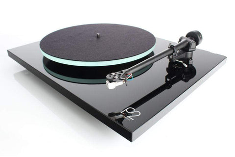 Turntable Black Rega Planar 2