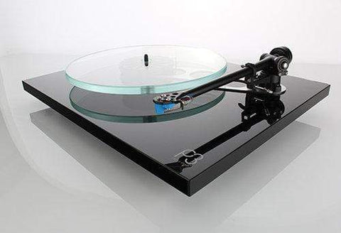 Turntable Black Rega Planar 3