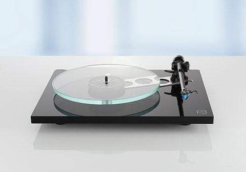 Turntable Black Rega Planar 3 / Elys