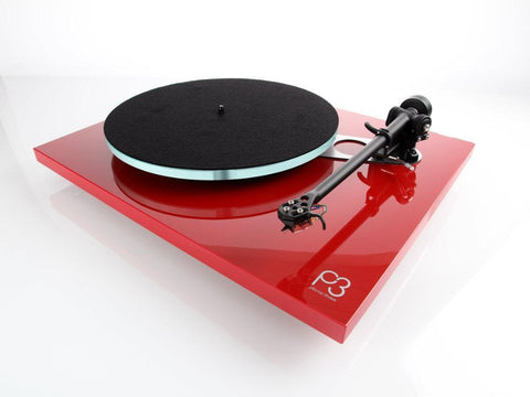 Turntable Red Rega Planar 3 / Elys