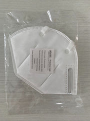 Guangzhou Dianqiao KN95 protective mask (50pcs/box, individually packed) FFP2 N95 GB2626-2006Surgical masks ASTM level 2 Type IIR Iconthin Disposable Standard Earloop face Mask medical N95 PPE coronavirus COVID-19 emergency ontario PPE Toronto