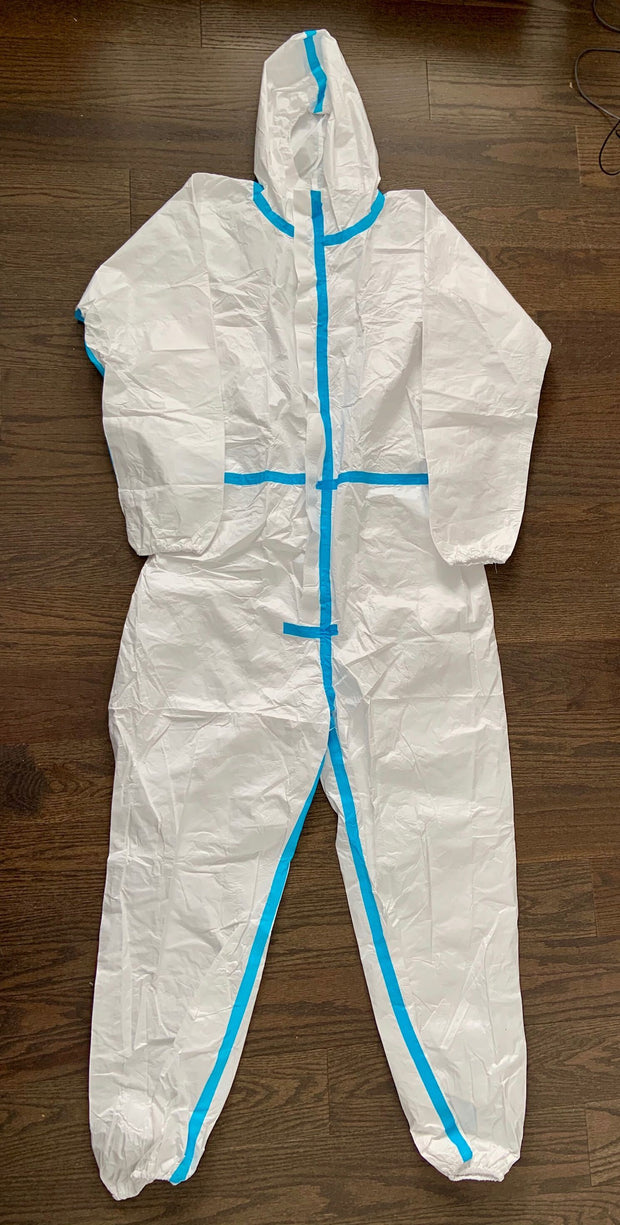 Disposable Medical Protective Coverall (1 Bag)