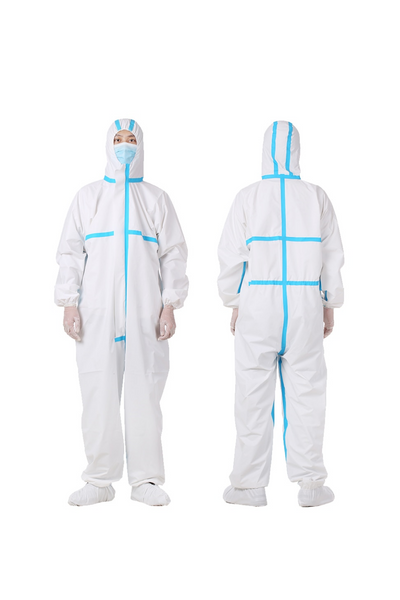 Medical Disposable Coverall Class 4 Iconthin Biotech Corp.