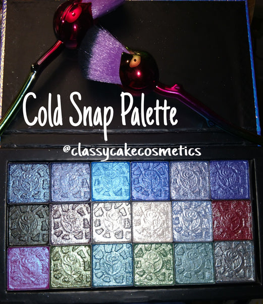Cold Snap Eyeshadow Palette