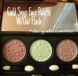 Cold Snap Face Palette