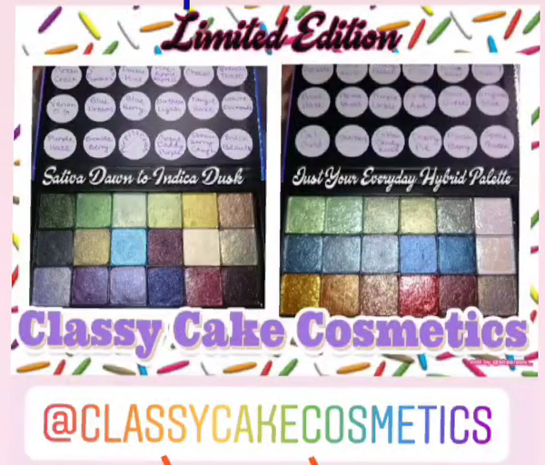 Mary Jane Themed Palette Bundle