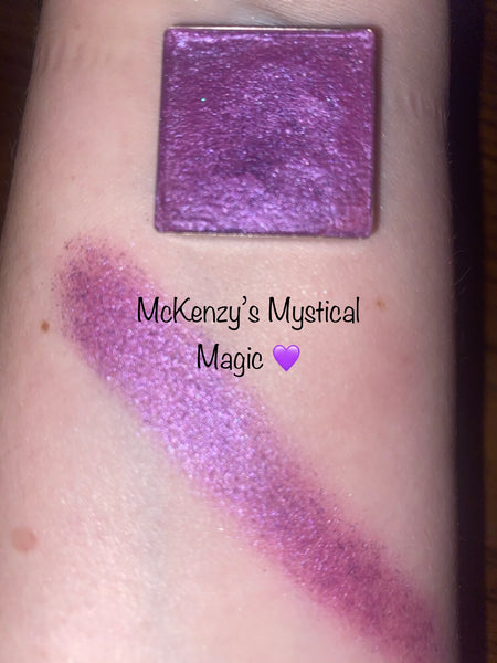 McKenzy's Mystical Magic/ Single Eyeshadow