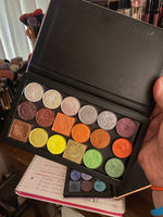 Halloween 2020 Collection/18 Pan Custom Palette
