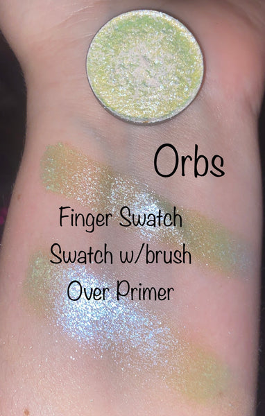 Orbs / Single Eyeshadow