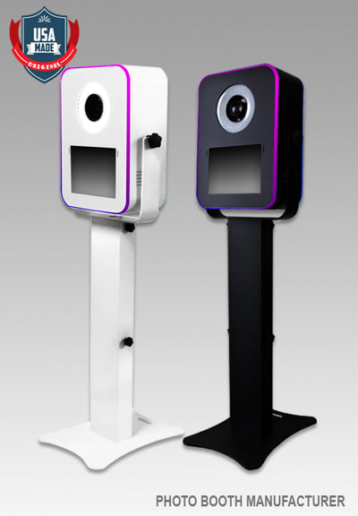 T12 LED photo booth