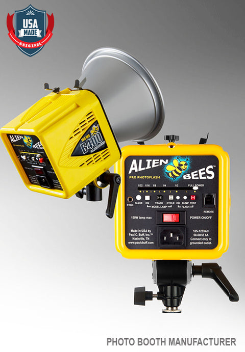 ALIENBEES™ B400 Flash Unit