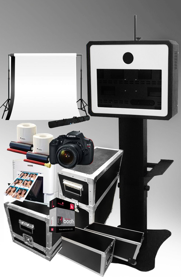 T19 2.0 Prism Photo Booth Business Bundle Package