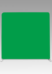 Black & Green Double-Sided Party Photo Backdrop