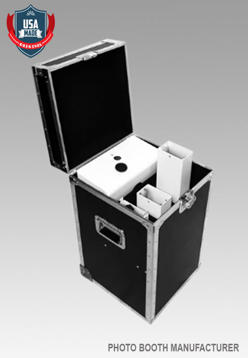 T11 2.5 Photo Booth Travel Road Case