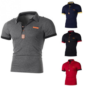 Stylish Men's Slim Fit POLO-Shirt