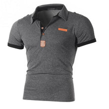 Load image into Gallery viewer, Stylish Men's Slim Fit POLO-Shirt