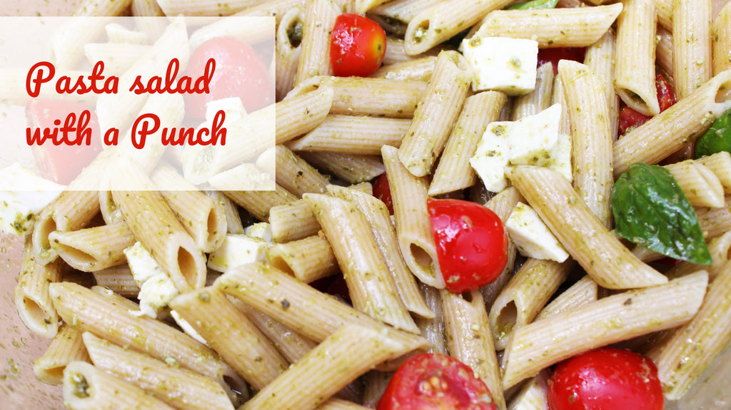 Summer Pasta Salad | Fast, Easy & Delicious