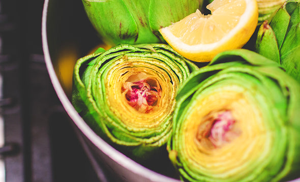 TOP 5 BENEFITS OF EATING ARTICHOKES