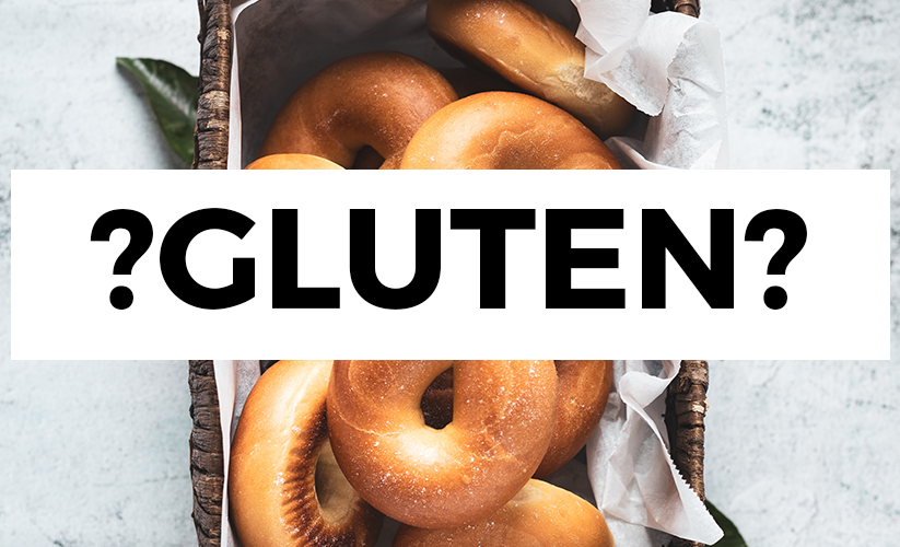 "WHAT IS GLUTEN AFTER ALL? (All Hail the ""Gluten-Free"" Trend)"