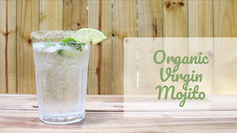 "A Tasty ""Mojito"" to Liven Up Your Summer!"