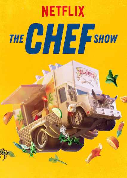 """The Chef Show"" Premiers on Netflix and Foodies Rejoice!"