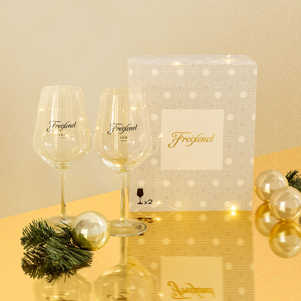 Freixenet ICE Glasses