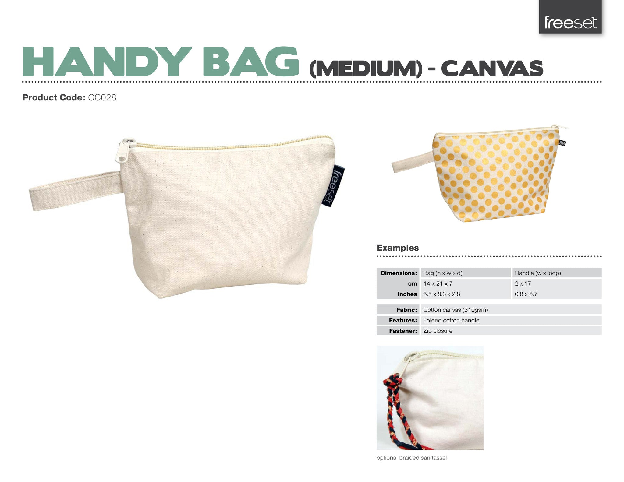 Handy | Canvas