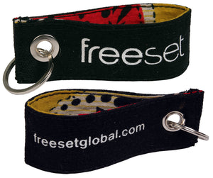Loop Key Chain | Freeset Print