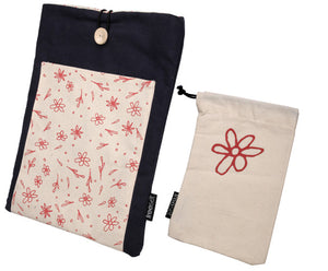 Laptop Sleeve Botanic