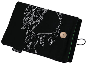 iPad Sleeve | Moonscape