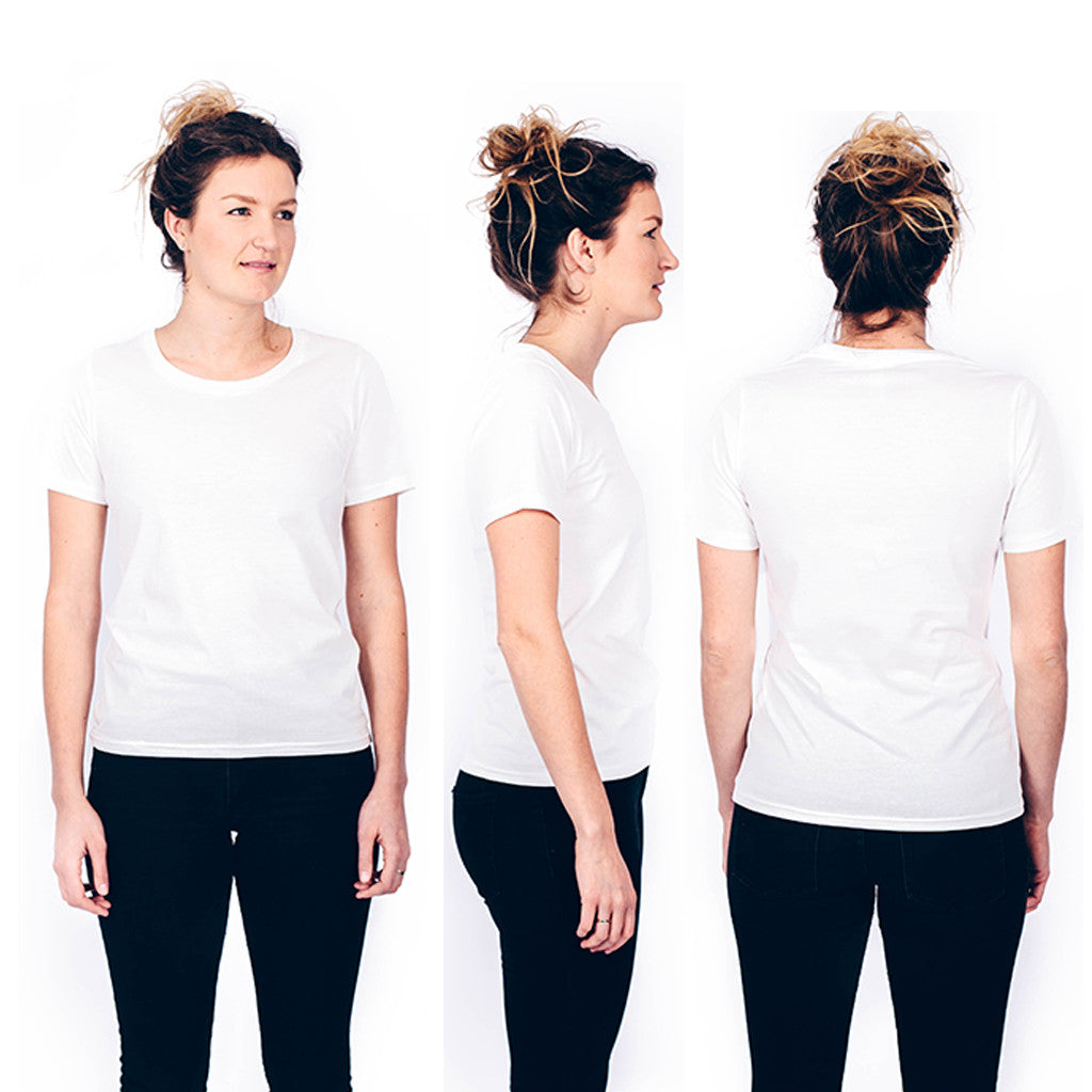 T-shirts | Women 1/4 Sleeve