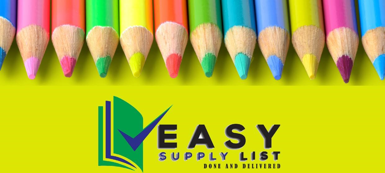 How We Organized to Help you in your School Supply List