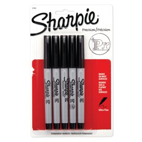 Black Sharpies
