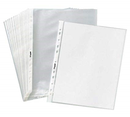 Avery Diamond Clear Multi-Page Sheet Protectors, 25/pack