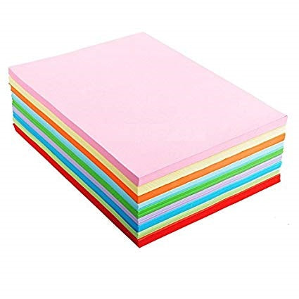 Astrobrights Color Paper, 8.5 x 11, 24 lb., Primary Assort., 120 Shts