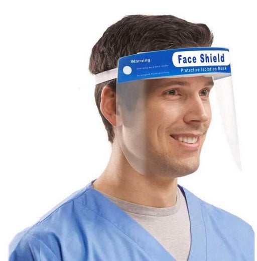 Safety Full Face Shield