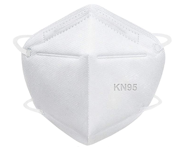 KN95 Respiratory protection and anti-dust mask. Comfortable to wear.  Available for wholesale orders only.