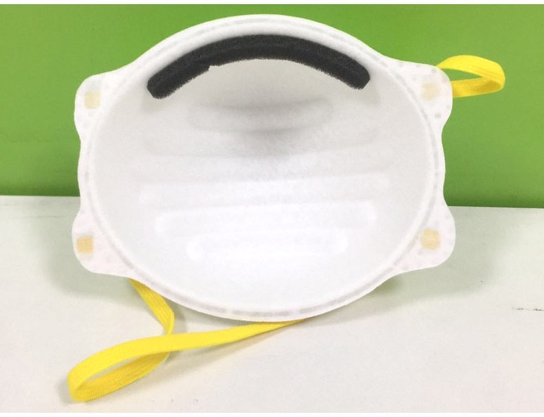 Bowl or cup type N95 NIOSH Masks Non-woven Fabric Certification: CE, FDA,NIOSH. Available for wholesale orders only