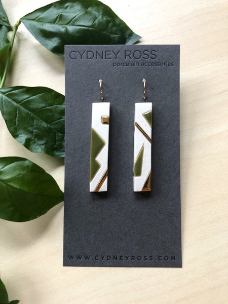 Cydney Ross One of a Kind Drop Earrings (no. 1)