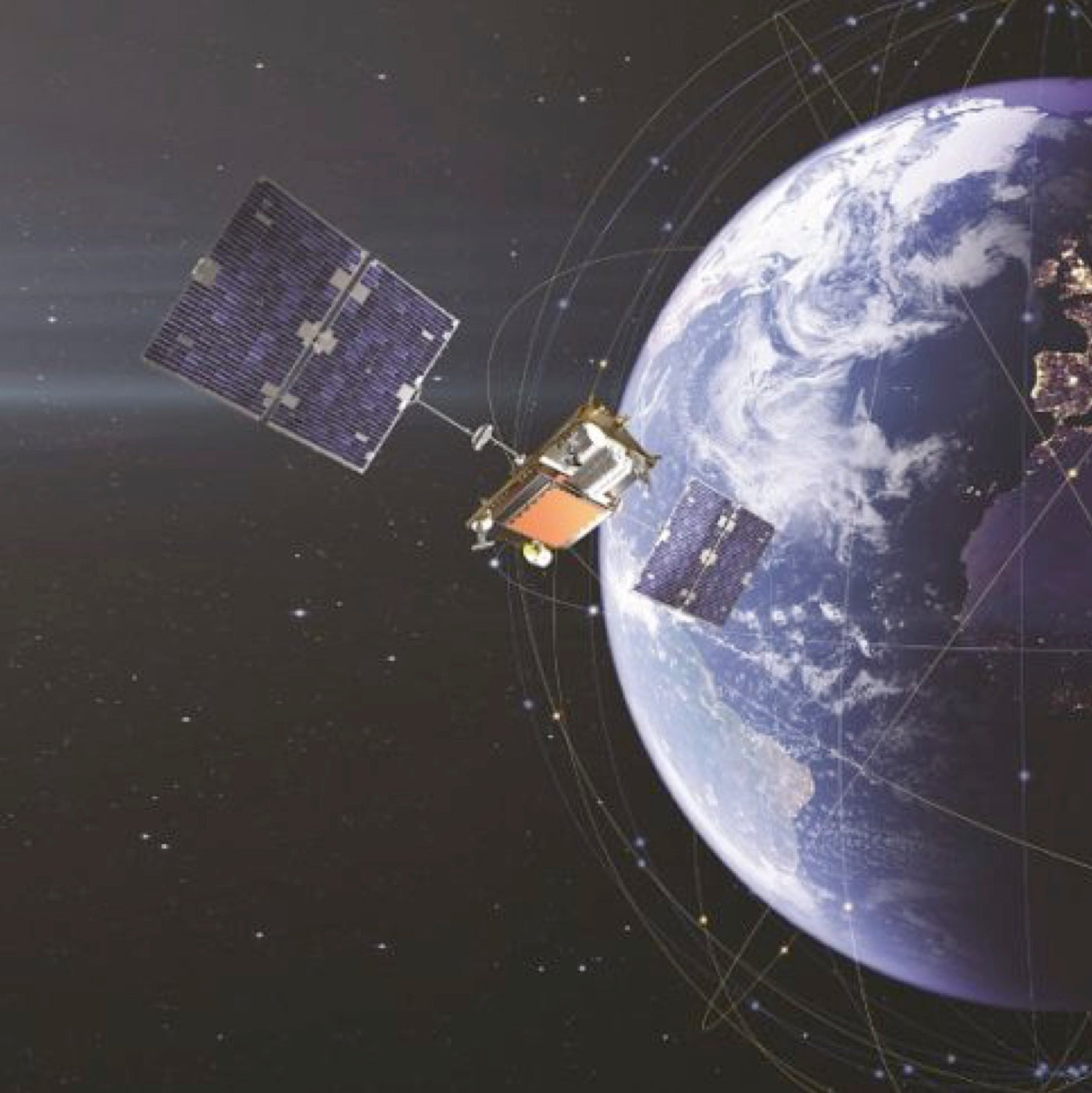 Iridium ends legacy satellite service, switches all traffic to Next fleet